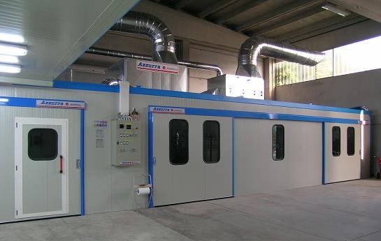 Impianti Pressurizzati con Aspirazione a Parete (105)