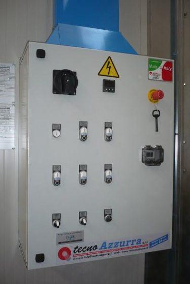 Impianti Pressurizzati con Aspirazione a Parete (113)
