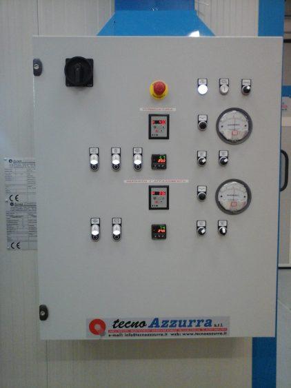 Impianti Pressurizzati con Aspirazione a Parete (2)