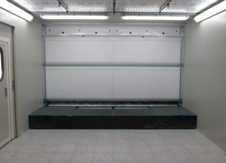 impianti pressurizzazione parete 34